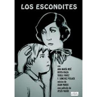 Los escondites - DVD