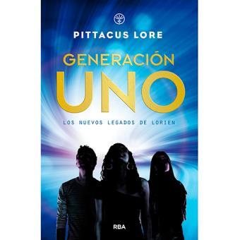 Los nuevos legados de Lorien 1 - Generación Uno