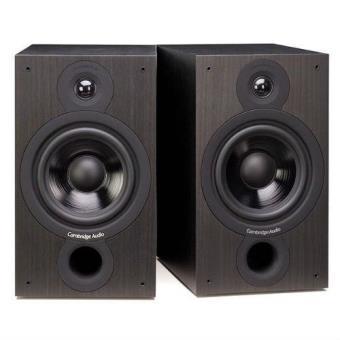 Altavoces Cambridge Audio SX60 Negro Pareja