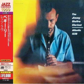 Jimmy Giuffre Clarinet