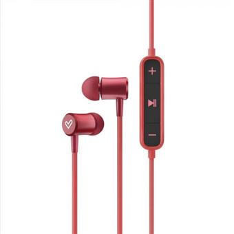 Auriculares Bluetooth Energy Sistem Urban 2 Rojo
