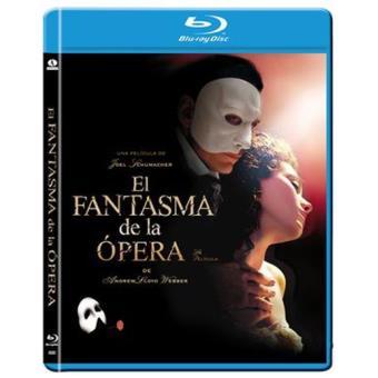 El fantasma de la ópera - Blu-Ray