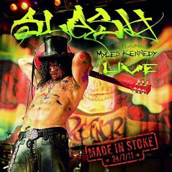 Made in Stoke 24/7/11  - 3 Vinilos + 2 CD