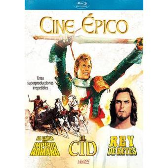 Pack Cine épico - Blu-Ray