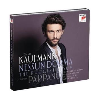 Nessun Dorma. The Puccini Album - Vinilo