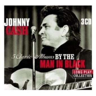 5 Classic Albums-: Johnny Cash
