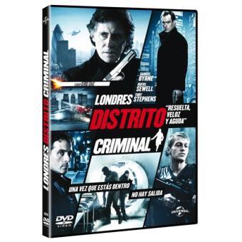 Londres: Distrito criminal - DVD