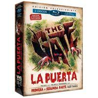 Pack La puerta 1-2 - Ed Vintage - Blu-Ray + DVD extras