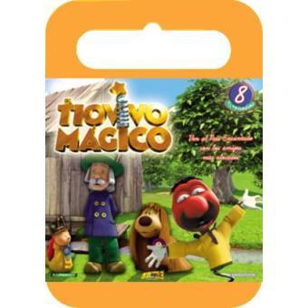 El tiovivo mágico (Volumen 8) - DVD