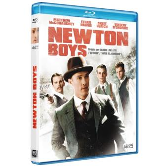 Los Newton Boys - Blu-Ray