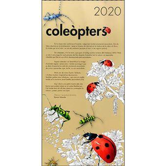 Calendari 2020 Coleòpters