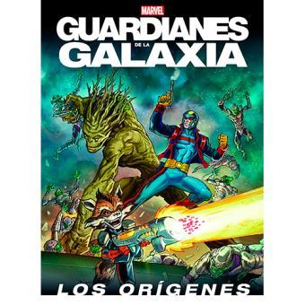 Guardianes de la galaxia: Los orígenes