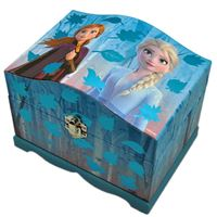 Joyero con Luz Frozen 2
