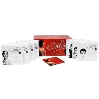 Maria Callas: 30 Complete Operas (Box-Set)