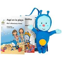 Pack Pupi (2 libros + muñeco)