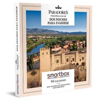 Caja regalo Smartbox Dos noches para evadirse