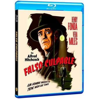 Falso culpable - Blu-Ray