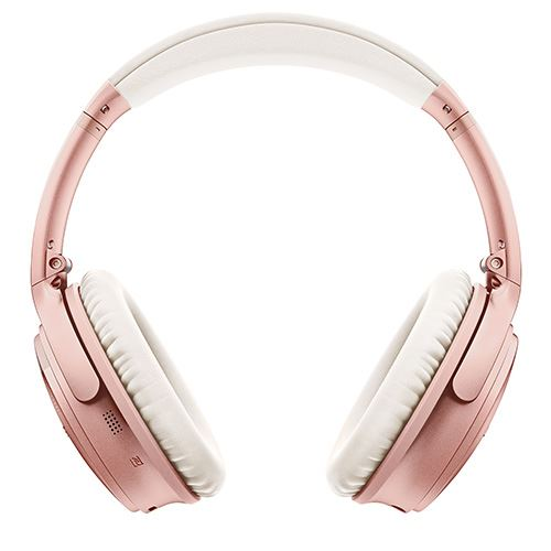 Auriculares Noise Cancelling Bose Quietcomfort 35 II Oro Rosa