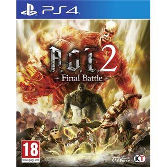 A.O.T. 2: Final Battle - PS4