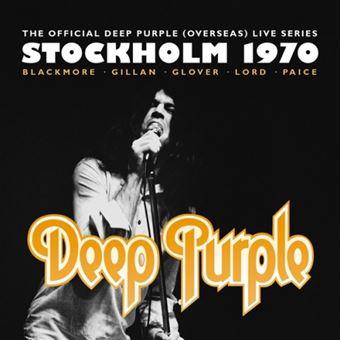 Stockholm 1970 - CD + DVD