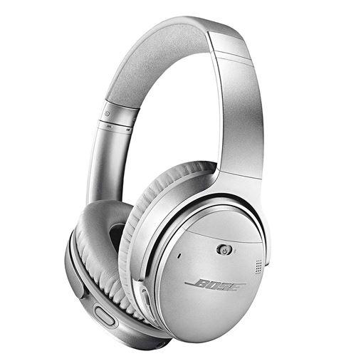 Auriculares Noise Cancelling Bose Quietcomfort 35 II Plata