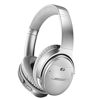 Auriculares Noise Cancelling Bose Quietcomfort 35 II Plata