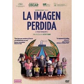 La imagen perdida - DVD