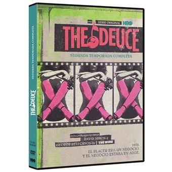 The Deuce: Las Crónicas de Times Square - Temporada 2 - DVD