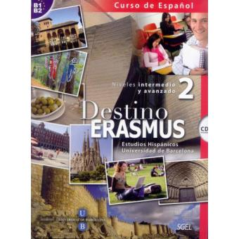 Destino Erasmus 2.  B1 + B2
