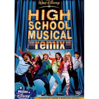 Remix High Dvd School Musical rCBdxoe