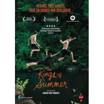 The Kings of Summer - DVD