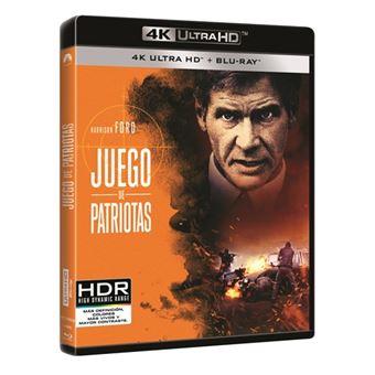 Juego de Patriotas - UHD + Blu-Ray