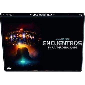 Encuentros en la Tercera Fase - DVD Ed Horizontal