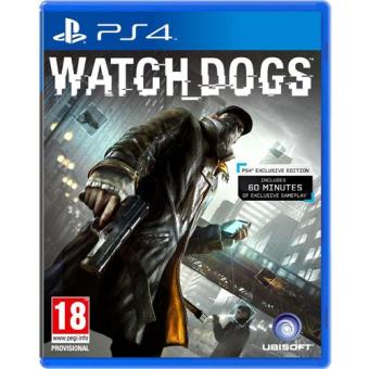 Watch Dogs Edición Bonus PS4