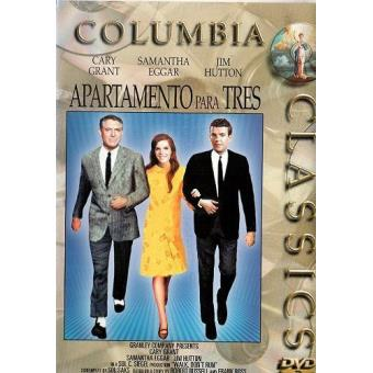 Apartamento para tres - DVD