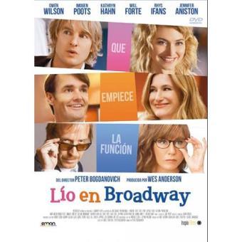 Lío en Broadway - DVD