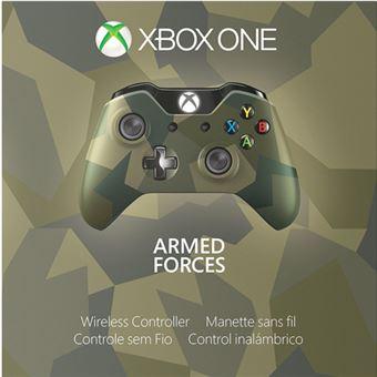 Mando inalámbrico Armed Forces II Special Edition para XBox One