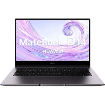Portátil Huawei Matebook D 14 14'' Gris