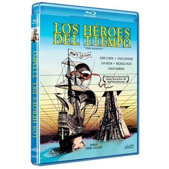 Los héroes del tiempo - Blu-Ray