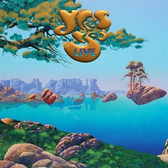 Yes 50 Live - 2 CD