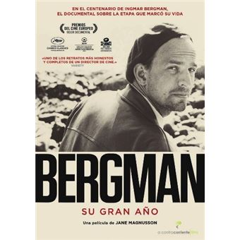 Bergman, su gran año - DVD