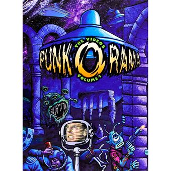 Punk-o-Rama - The Videos Vol. 1
