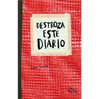 Destroza este diario (Rojo)