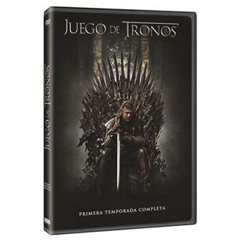 Juego de TronosJuego de tronos - Temporada 1 - DVD