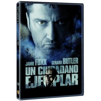 Un ciudadano ejemplar - DVD