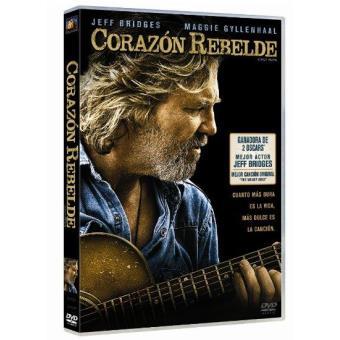 Corazón rebelde - DVD