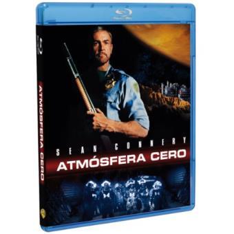 Atmósfera cero - Blu-Ray