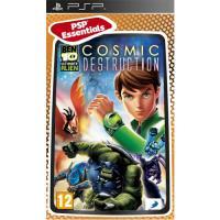 Ben 10 Ultimate Alien Cosmic Destruction Essentials PSP
