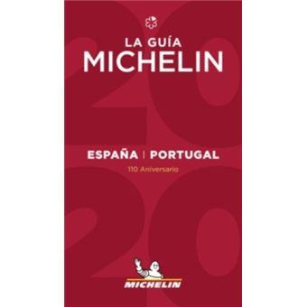 Guía Michelín - España y Portugal 2020