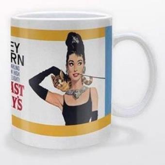 Taza Audrey Hepburn - One Sheet